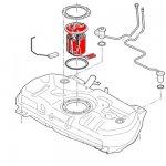 Fuel system components for Citroën Peugeot Renault Fiat