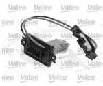 Heater resistor modules for Citroën Peugeot Renault Fiat