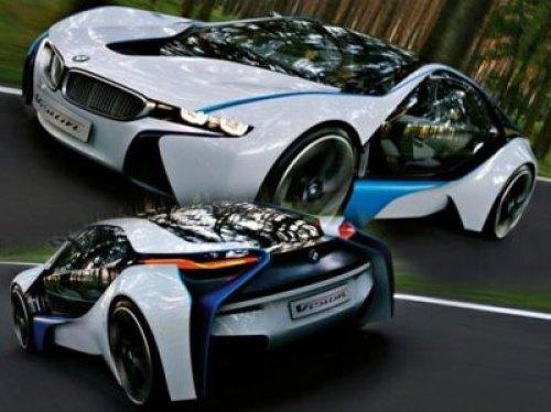 BMW Hybrid Car