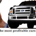 Top 10 the most profitable cars