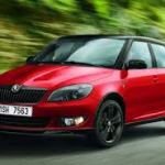 Look at new Skoda Fabia