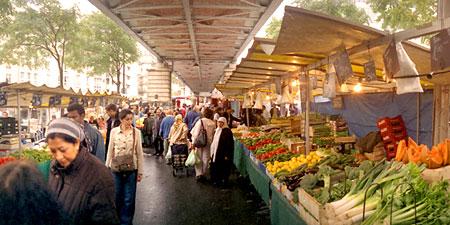 Spots to Visit in Paris, France: Marché Barbès, Paris | EuroCheapo's Budget Travel Blog