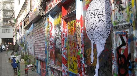 Spots to Visit in Paris, France: Paris: The shops, sights and cheap eats of Belleville | EuroCheapo