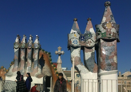 Barcelona 8 Tips for visiting Gaudis Casa Batll