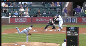 Wilin Rosario Two-Run Single vs Padres
