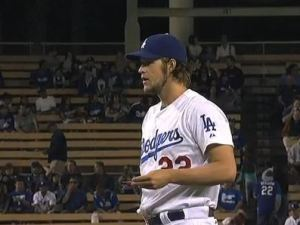 27.9. Kershaw Dodgers
