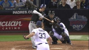 Corey Dickerson Solo HR vs Padres