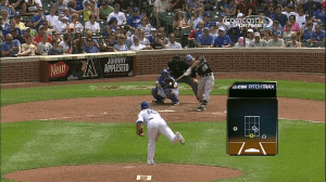 Nolan Arenado RBI Single vs Cubs