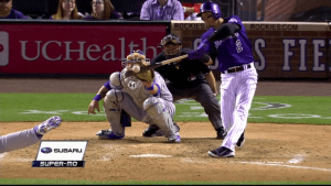 Tulo Two-Run HR vs Dodgers