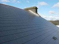 Roof Tile: Artificial Slate Roof Tiles
