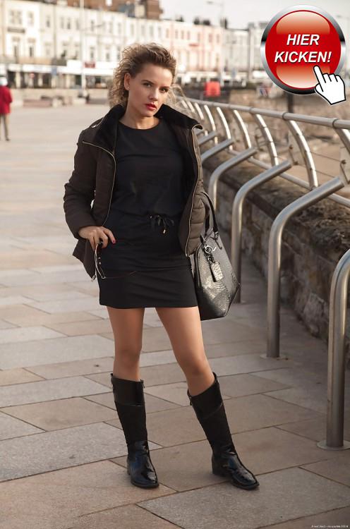 Blondine Sandra aus Hamburg