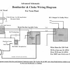 Holley Electric Choke Wiring Diagram 240v Photocell Uk Ford And Ebooks