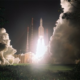 Skynet Military Satellite Launches