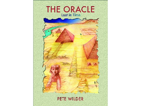 The Oracle, an adventure story and treasure hunt by Pete Wilder