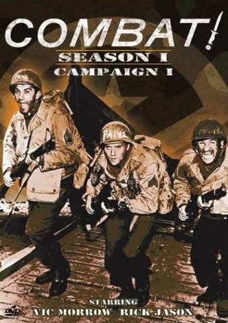 Combat Season 1 Campaign 1 on DVD