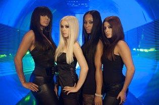 X Factor contestants Kandy Rain