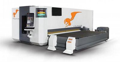 Huma Fiber Laser Cutting Machine