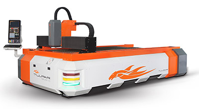 Tulpar Fiber Laser Cutting Machine