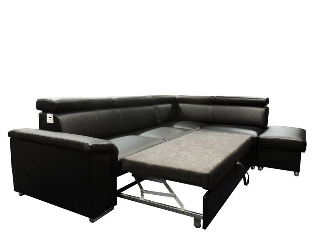 corner sofas sofa beds electric recliner not working konor bed option no chaise left material fabric