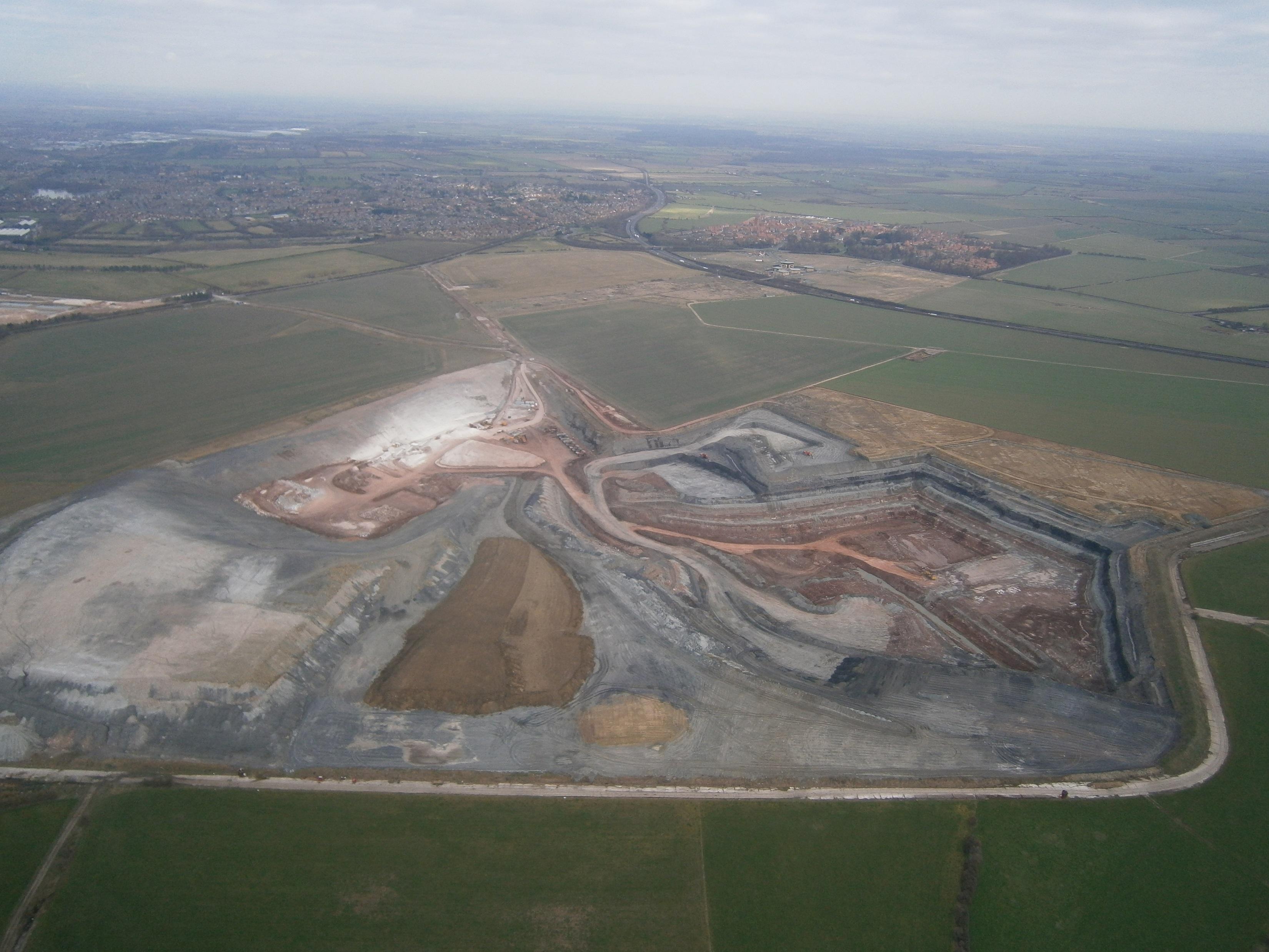 Bantycock Quarry