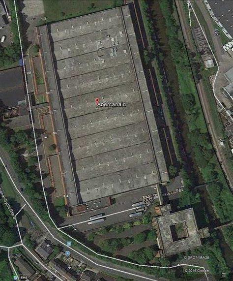 Former Ardagh Factory