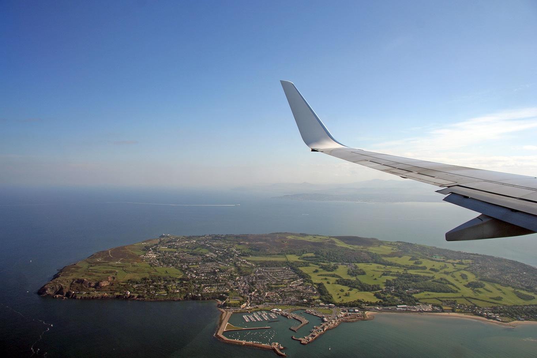 Passagem para Irlanda