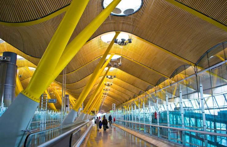 aeroportos da espanha