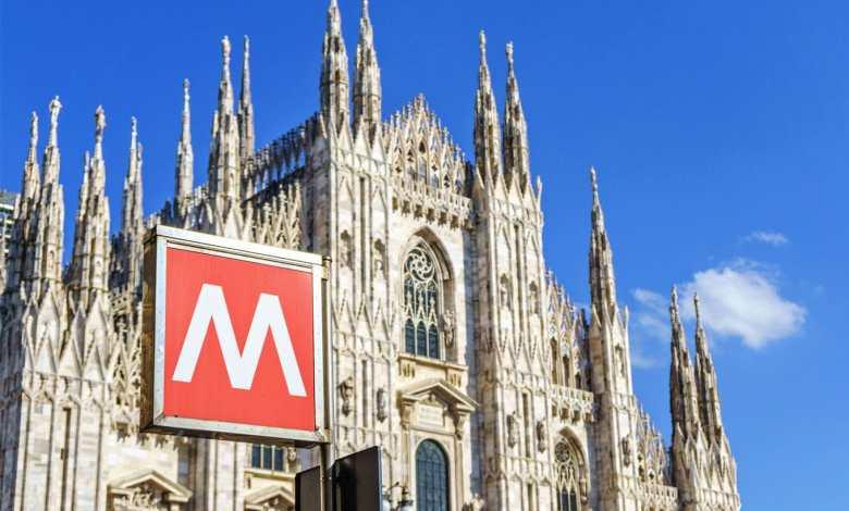 transporte publico na italia