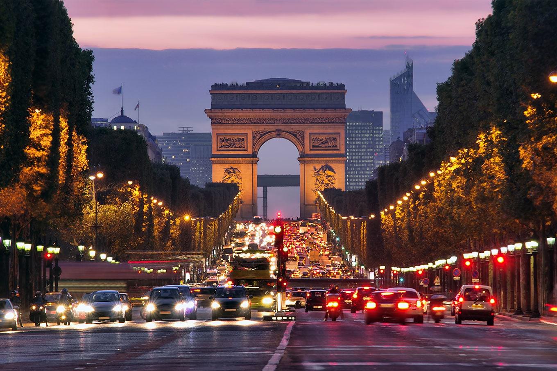 Documentos para morar na França
