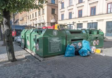 Suécia transforma lixo em dinheiro
