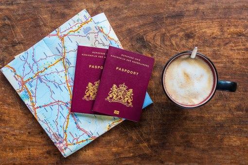 passaporte holandes
