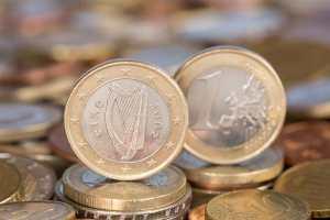 moeda da irlanda