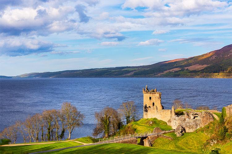 lago Ness Escócia