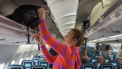 Photo of Ryanair passa a cobrar bagagem de mão a partir de Novembro