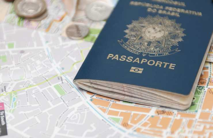 passaporte de emergencia