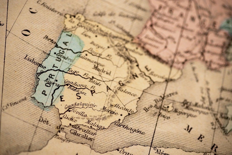 Mapa De Portugal Entenda Como E Dividido O Pais