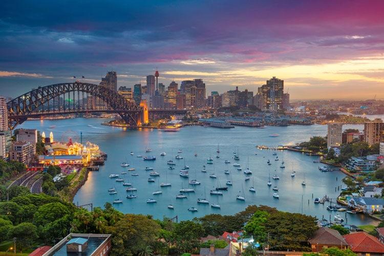 Austrália é um dos melhores países para morar e trabalhar