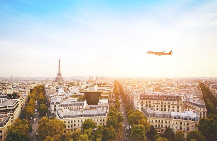 passaporte para França