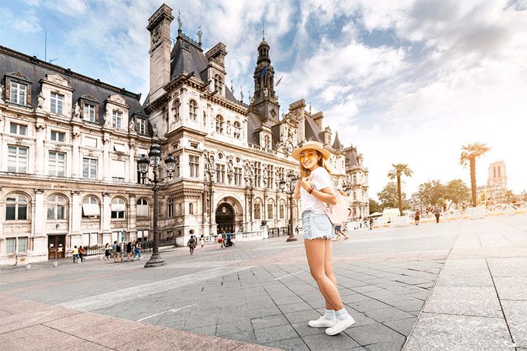 intercâmbio para jovens na França