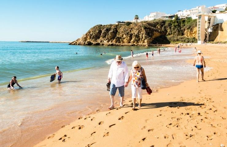 aposentados brasileiros em Portugal