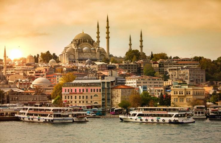 Seguro Viagem para Turquia