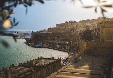 estudar inglês em Malta