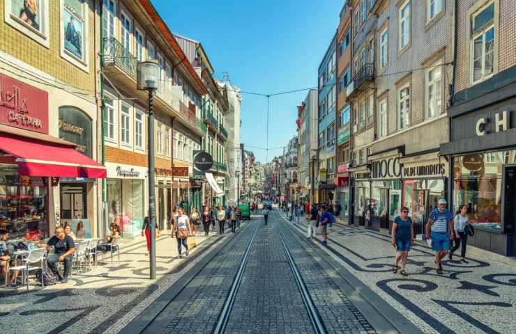 Lojas em Portugal