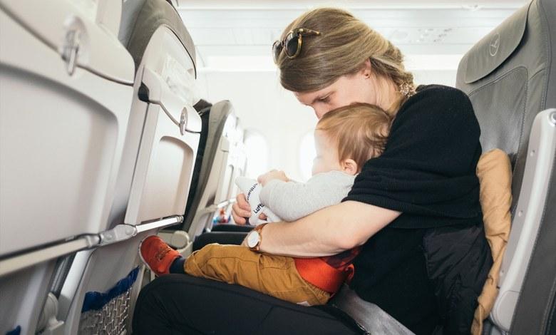 seguro viagem para bebê