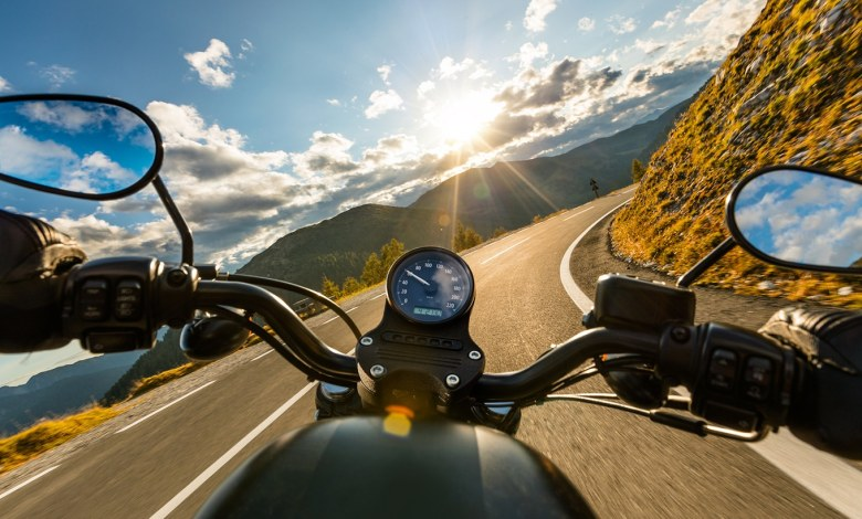 Seguro viagem para moto