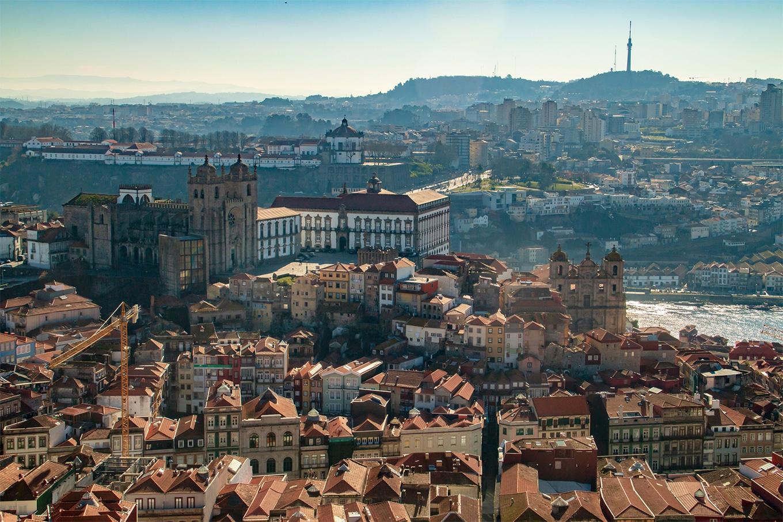 morar nos arredores do Porto