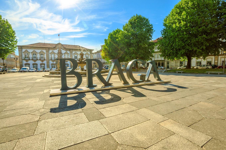 Brasileiros em Braga