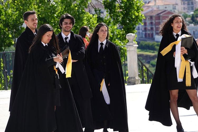 Estudantes da Praxe em Portugal