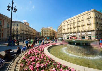 Morar em Madrid