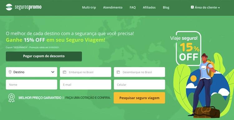 Homepage seguros promo